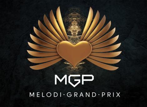 Melodi Grand Prix MGP Logo