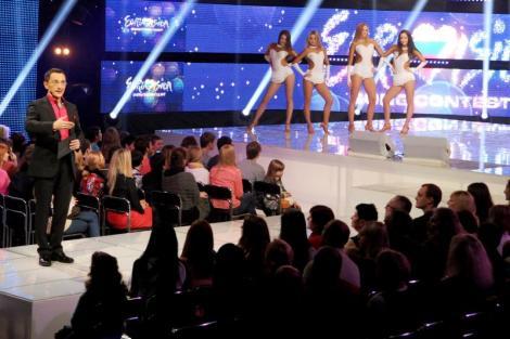 Eurovizijos second presentation show