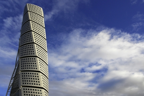 Turning Torso of Malmö | Picture: Silvia Man/imagebank.sweden.se