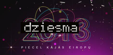 Dziesma 2013