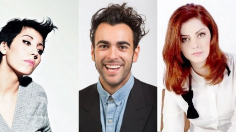Will Malika Ayane, Marco Mengoni or Annalisa Scarrone represent Italy? | Picture: escwebs.net