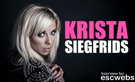 Krista Siegfrids Interview Blank