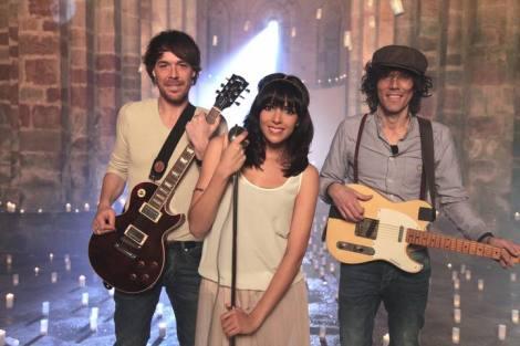 El Sueno de Morfeo filming the music video