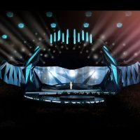 Eurovision 2013: Projectors replace the LED screens