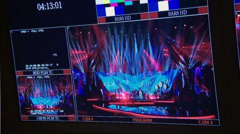 Rehearsals begin Eurovision