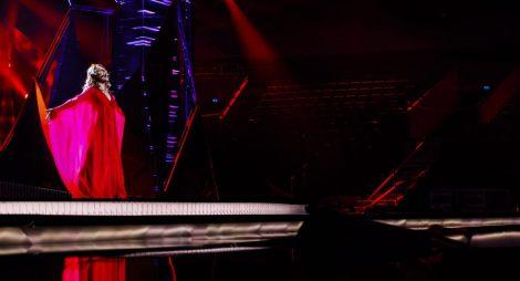 Rehearsals Valentina Monetta