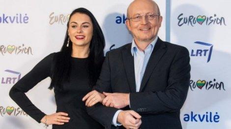Eurovizijos hosts