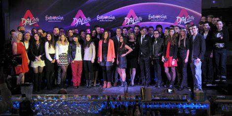 A Dal 2014 participants