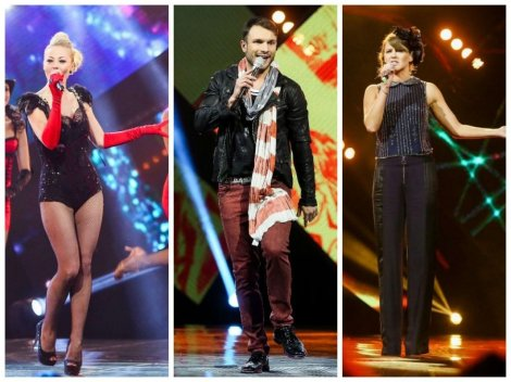 Eurovizija finalists