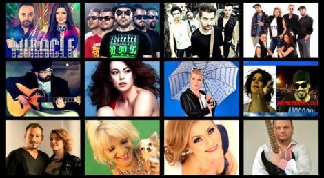 Eurovision Romania finalists