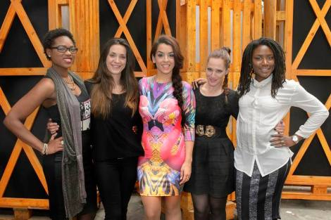 Ruth Lorenzo backing vocalists
