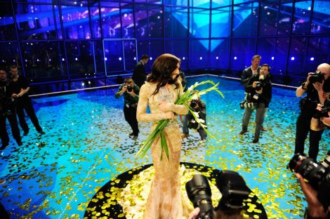 Conchita Wurst winner