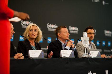 Press conference EBU DR