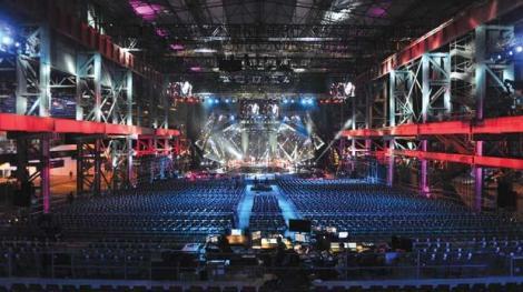 Malta Eurovision 2015 stage