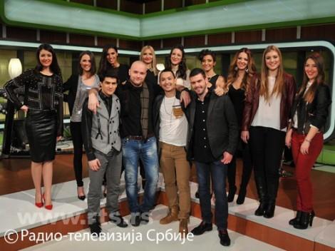 Serbia Eurovision 2015 semi-final