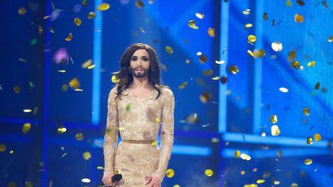 Conchita Wurst victory