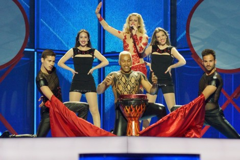 Suzy Eurovision 2014