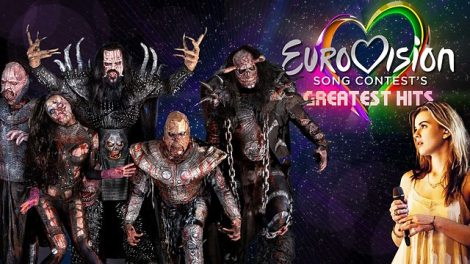 ESC Greatest Hits Lordi, Emmelie de Forest