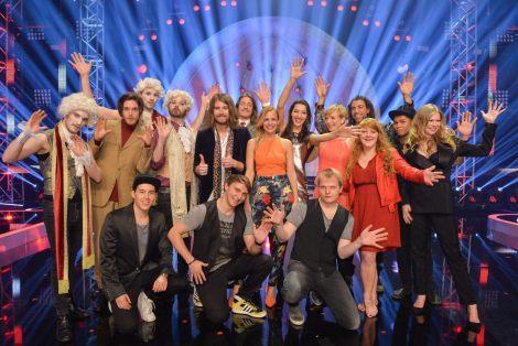 Austria finalists