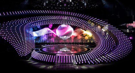 ESC 2015 stage