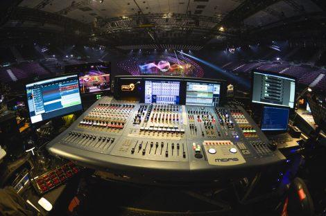 Eurovision 2015 rehearsals