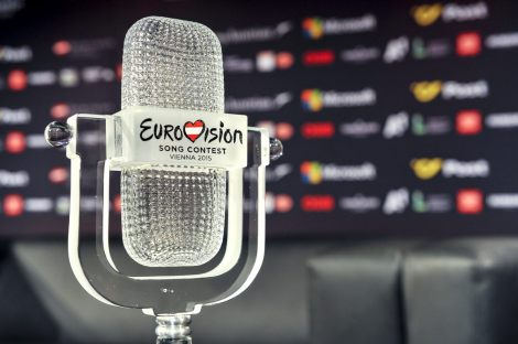 Eurovision 2015 trophy