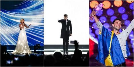 iTunes winners Eurovision 2015