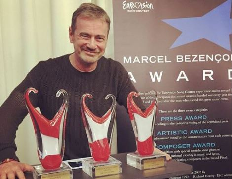 Marcel awards 2015