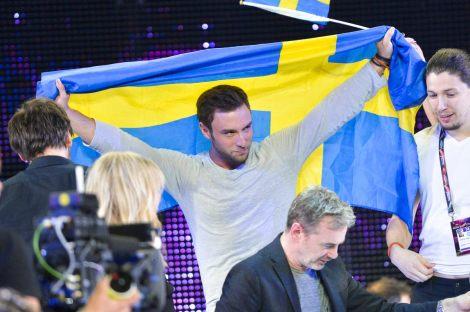 Måns Zelmerlöw winner