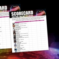 Get your scorecards for Eurovision 2015 semi-finals!