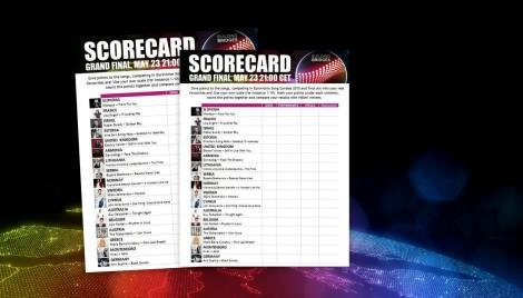 Scorecards Grand Final